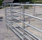 工場熱い浸された電流を通された金属の家畜フィールド農場の塀