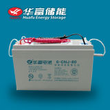 12V 80ah Solar Use Deep Cycle Gel Battery