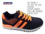 Numéro 50200 deux chaussures courantes occasionnelles d'hommes de couleurs