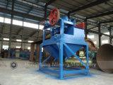 Máquina do Jigger do diafragma do processamento mineral