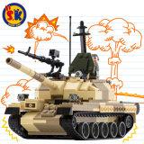 PlastikT-62 Weltkrieg-Becken blockt Spielzeug für Kinder