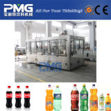 Imbottigliatrice di plastica della bevanda gassosa automatica del recipiente