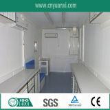 casas Prefab do recipiente de 20ft feitas em China para o armário de cozinha