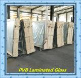 2134 * 3300 material fresco vidrio laminado de PVB