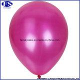 マルチカラー自然な乳液の円形の気球