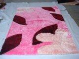 南朝鮮の絹のカーペットのフロアーリングのマット1200d