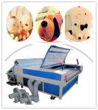 Cortadora automática del laser de la serie que introduce ampliamente utilizada en la ropa, el calzado, los juguetes mullidos etc.
