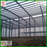 Construção de aço do armazém da estrutura com padrão do GV (EHSS083)
