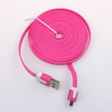 3m Flat Noodle Data Cable pour Micro USB