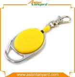 Förderndes Geschenk Keychain mit buntem weichem Decklack
