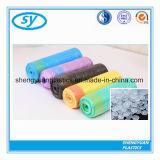 Plastic Kleurrijke Beschikbare Vuilniszak Drawstring