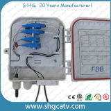 8 결합 FTTH 광섬유 배급 상자 (FDB-0208)