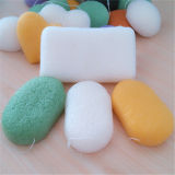 Facial/Bath Cleansing를 위한 100% 자연적인 Konjac Sponge