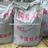 A grafita de floco natural +199.9 fêz em China