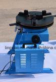 O Ce certificou a tabela HD-100 da soldadura (centro através do furo 140mm) com centro através do mandril do furo 170mm