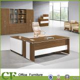 Mesa de madeira do executivo do escritório do MFC da melamina