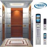 Ascenseurs industriels avec le conducteur de Vvvf et la machine sans engrenages (Deeoo 201)