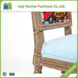 2016年の食堂の屋外の余暇の木製の椅子(ジョイス)