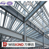 2016 conception Manufacture Steel Structure pour Workshop Warehouse Hangar Building