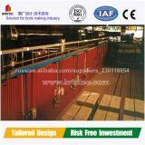 煉瓦トンネルキルン、発射システム