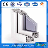 Indicador da porta do perfil do PVC do perfil de UPVC, Europa Bsen12608 padrão