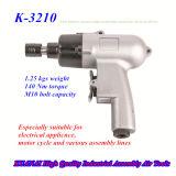 Tipo pneumático capacidade da pistola da chave de fenda do ar da pistola pneumática das ferramentas do conjunto de M10
