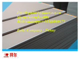 O papel padrão de China enfrentou a placa de emplastro da gipsita