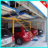 2floor油圧駐車場のプラットホーム