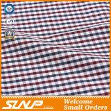 Tessuto di cotone tinto tre colori del jacquard per le camice ed il rivestimento