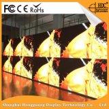 フルカラーの屋内P6 LED表示を広告するデジタルCommerical