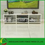 Moderner einfacher Entwurfs-Qualitäts-Partikel MDF-Fernsehapparat-Schränke Fernsehapparat-Standplatz