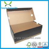 Rectángulo acanalado barato del papel hecho a mano para el rectángulo de empaquetado