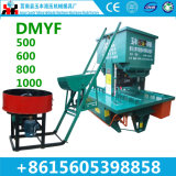 Machine de fabrication de brique de verrouillage d'argile de machine de fabrication de brique de Dmyf600 Eco Brava