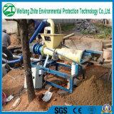 Usine de machine de séparation de solide-liquide d'engrais d'animaux