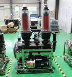 Sistema di filtrazione del disco di trattamento delle acque
