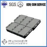 ODM-Soem-Stahlpräzisions-Blech, das für maschinell bearbeitete Teile stempelt