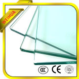 12mm Low Iron Tempered Glass avec du CE/ISO9001/ccc