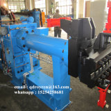 Qishengyuan Designing e Pin-Barrel Cold Feed Rubber Extruder Machine/Hot Feed Rubber Extruder di Manufacturing