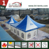 Tenda cinese esterna del Gazebo del cappello e tenda manuale del Gazebo dell'Assemblea