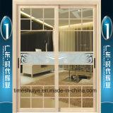 Fabricante profesional de la puerta de aluminio con la intervención en sitio del TUV