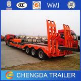 Rimorchio resistente del camion di Lowbed di prezzi di fabbrica del rimorchio da vendere
