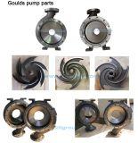 ANSI-chemische Pumpen-Teile für Sand-Gussteil mit irgendeiner Größe