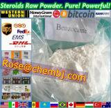 99% ReinheitTetracaine/TetracaineHCl/Benzocaine/BenzocaineHCl für lokales Betäubungsmittel