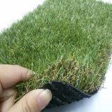 Ajardinando a grama artificial, grama sintética, relvado artificial
