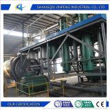 10 toneladas de plástico Waste de Jinpeng que recicl a maquinaria