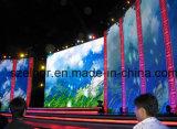 信頼できる屋内デジタル企業の広告のLED壁スクリーンLEDの印