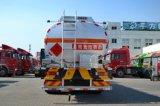 Sinotruk HOWO T5g 6X4のアルミニウム燃料のタンク車