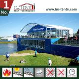 2 Geschichte-Zelt-doppelter Decker-Zelt angegeben für PGA Sportereignisse