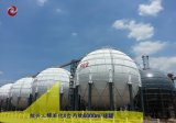 Tankの球形の5000m3 SA 516-70