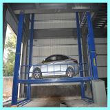 Elevación hidráulica residencial del estacionamiento de 4 postes